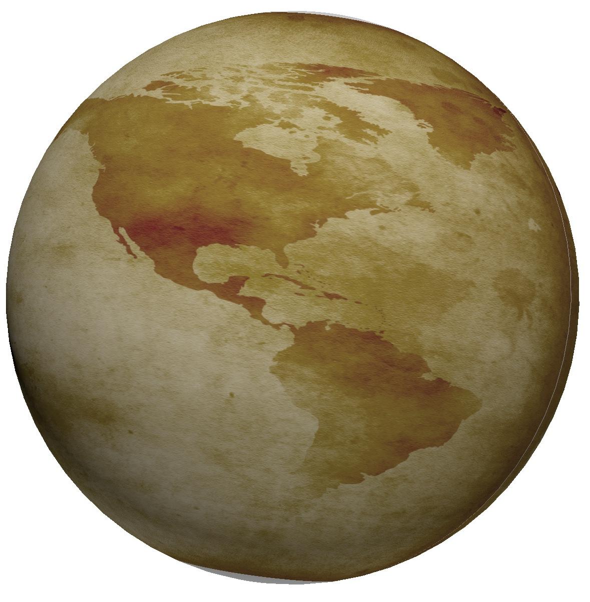 globo terraqueo 3